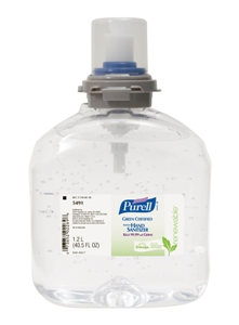 PURELL® Green Certified Instant Hand Sanitizer Lotion