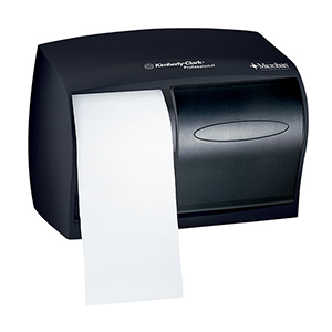 Coreless Standard Roll Bath Tissue Dispenser