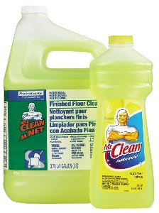 Mr Clean Finished Floor Cleaner Green Clean Schools