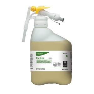 Pur-EcoTM Floor & Surface Cleaner 1 x 1.32 gal./5 L RTD® 100910048