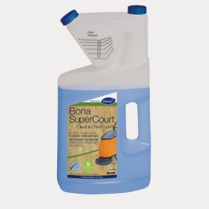 Bona Supercourt Cleaner Concentrate 1 gal.  101100564