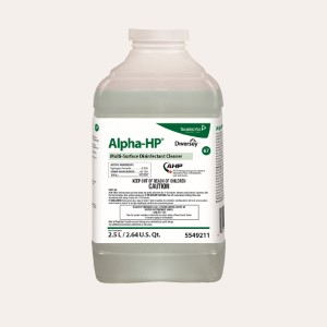 Alpha-HP® Multi-Surface Disinfectant Cleaner 2x2.5L J-Fill 5549211