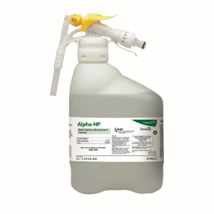 Alpha-HP® Multi-Surface Disinfectant Cleaner 1x5L RTD 5549271